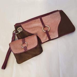Handbags - Vtg French Clutch / Change Purse
